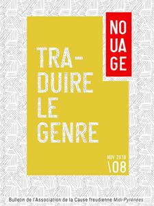 couverture nouage 08 traduire le genre